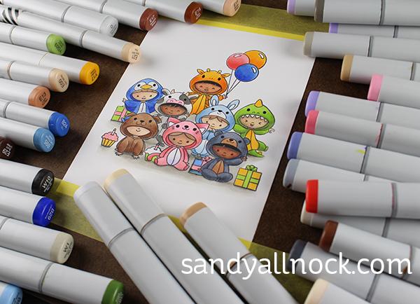 Sandy Allnock 37 markers