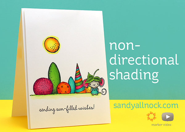 Non-Directional Shading – Purple Onion Designs release