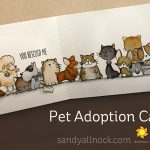 Pet Adoption Card, Distress Marker Hex Chart, and winners!