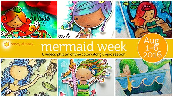 Mermaid Week Promo