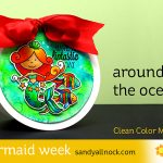 Mermaid Week #1: Around the Ocean