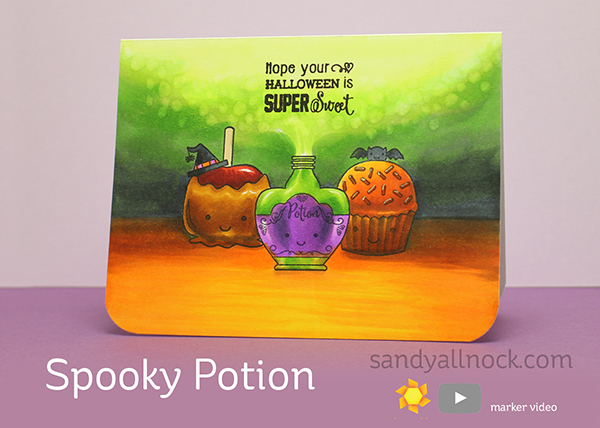 Spooky Potion