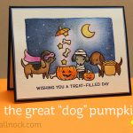 The Great (Dog) Pumpkin – Lawn Fawn