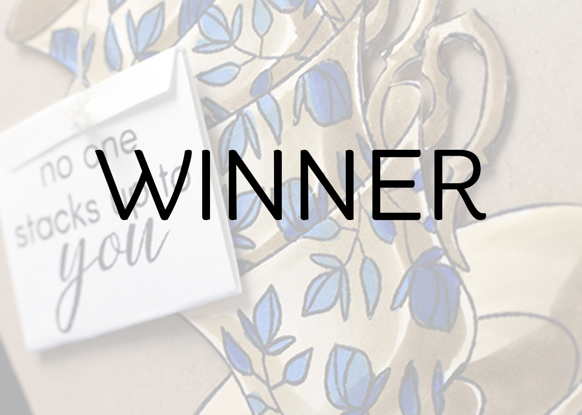 Altenew Bloghop winner (plus a chance at a HUGE prize!)