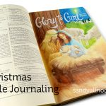 Christmas Bible Journaling