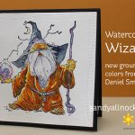 Watercolor Wizard: New Daniel Smith Grounds and Watercolors