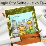 Safari City Selfie – Lawn Fawn Wild for You