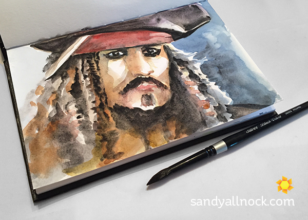 A plea…from Jack Sparrow. (Sorta.)
