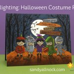 Backlighting: Halloween Costume Party