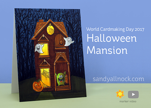 WCMD 4: Haunted Halloween Holiday Mansion