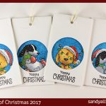 24 Tags of Christmas 2017: Happy Pawlidays