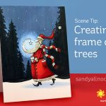 Scene Tip: Creating a frame of trees