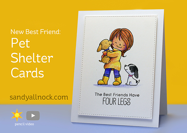 New Best Friend: Pet Shelter Cards