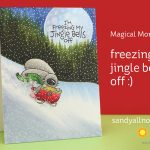 R2C Day11: Magical Monday – Freezing My Jingle Bells Off!