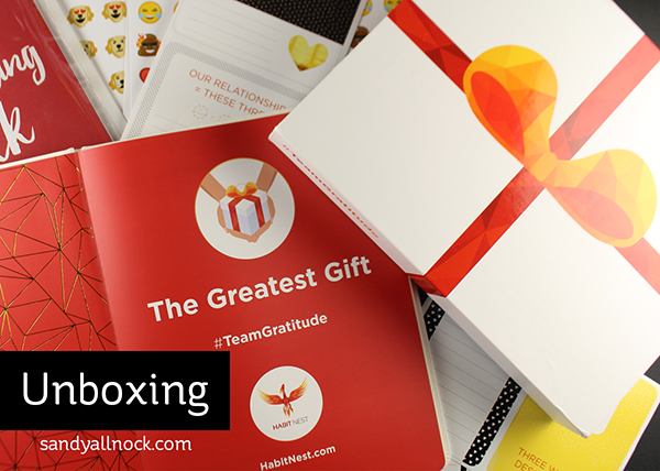 Unboxing: The Greatest Gift