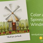 Color a Spinning Windmill – Avery Elle