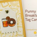 Punny Breakfast Tag Cards
