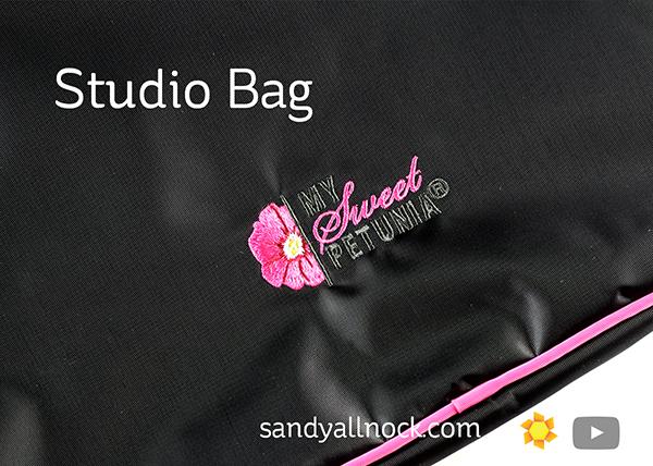 Sandy Allnock MISTI studio bag