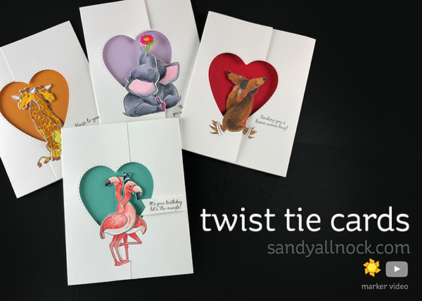 AI Interactive Series #3: Twist Tie Cards