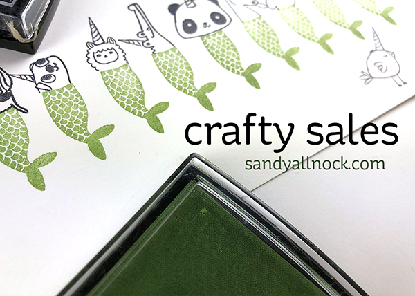 Crafty sales & Facebook Live