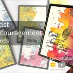 Artist Encouragement Cards