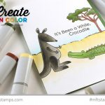 Aussie Animals – and an idea where to send your cards!