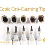 Copic Cap-Cleaning Tips