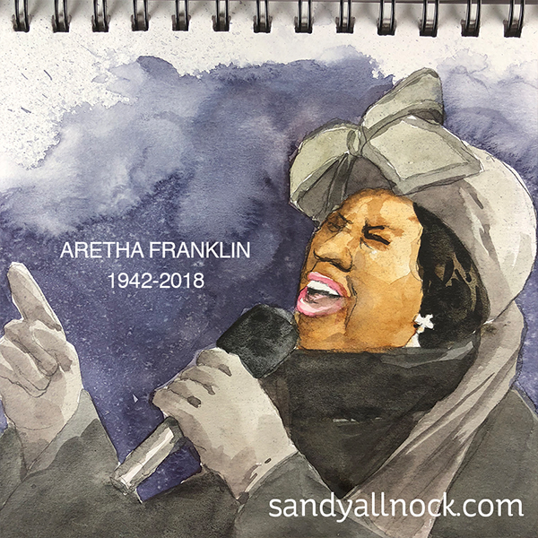 On winning and losing (Aretha, Kofi Annan, and more)