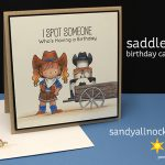 Saddle Up Card: Draw your own wagon!