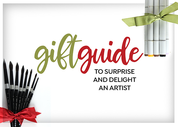 Gift Guide to surprise and delight an artist