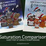 Saturation Lesson: Carol Puppies (Gerda Steiner guest post!)