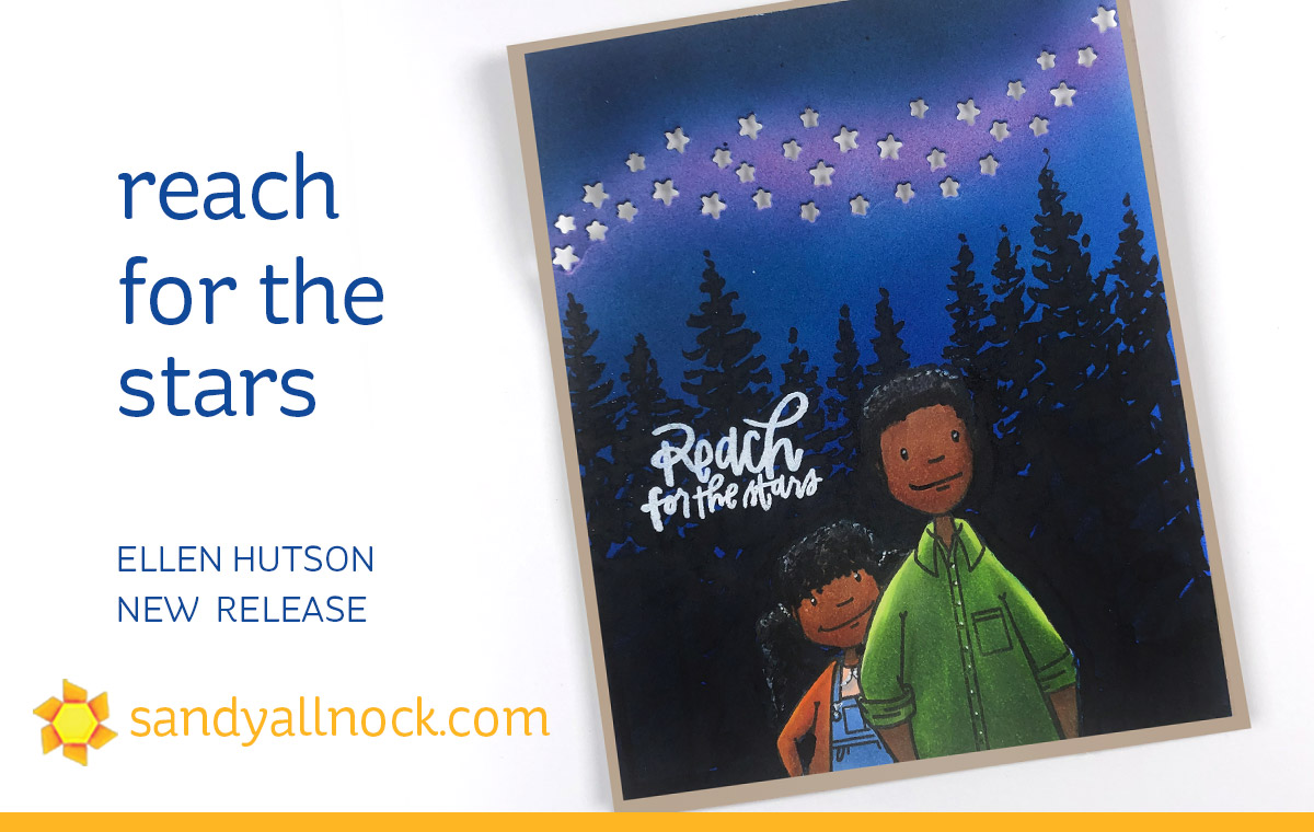 Reach for the Stars (Ellen Hutson New Release)