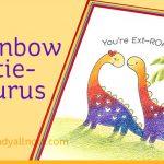 Rainbow Cutiesaurus