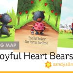 Joyful Heart Bears: Shading Maps
