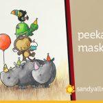 Peekaboo Masking (+ winners!)