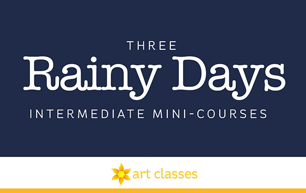 New: Rainy Days Classes, Plus an Insta-hop with prizes!