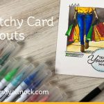 Sketchy Card Series – Colorado Craft Company