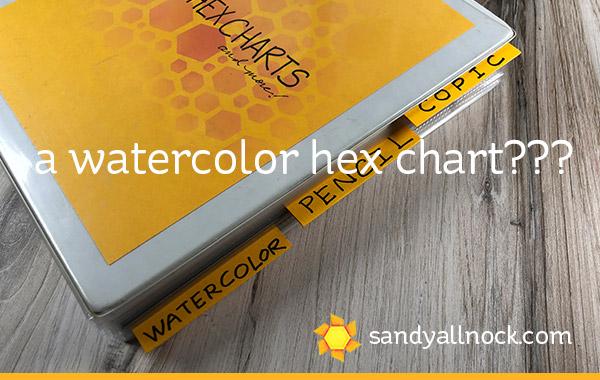 A watercolor hex chart??