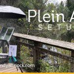 My Plein Air setup