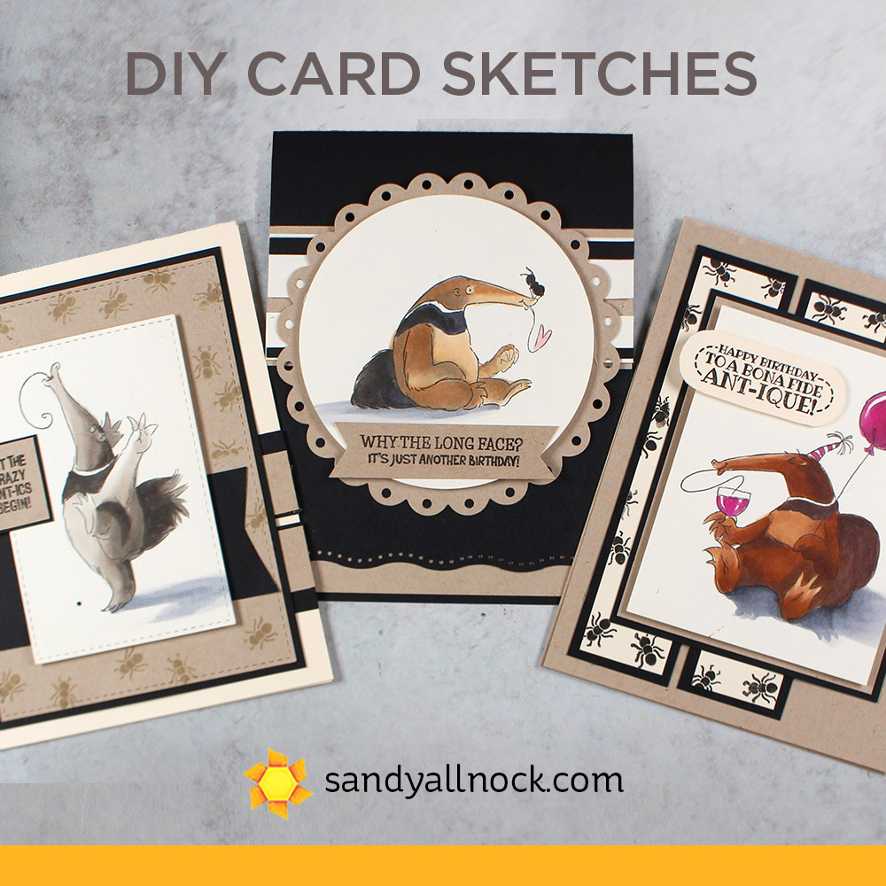 World Cardmaking Day 2019 – DIY Card Sketches + sale