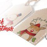 24 Tags of Christmas 2019: Festive Friends