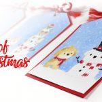 24 Tags of Christmas 2019: Snow Animals
