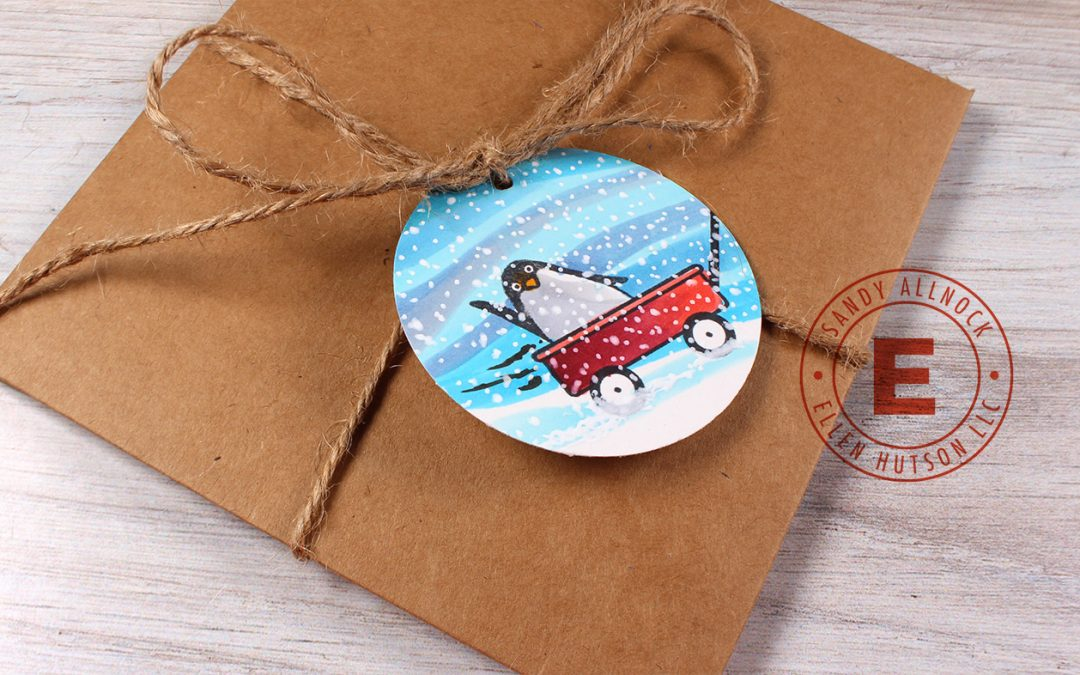 25 Creations of Christmas, Day 9, Sleigh Ride