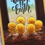 Make a Unique Easter Card