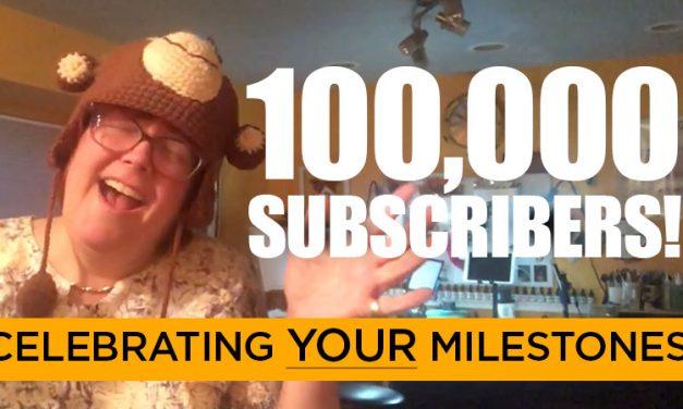 100,000 Subscriber Giveaway!