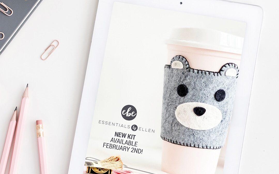 Cuteness overload: A bear cozy!