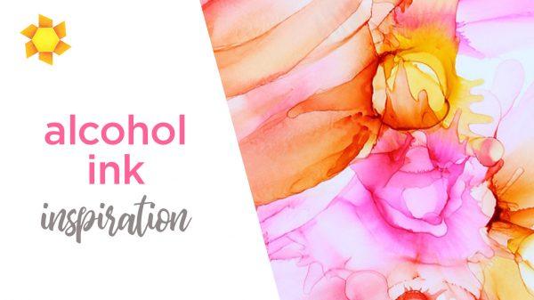 Alcohol Ink: inspiration